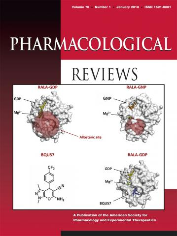 Pharmacological Reviews: 70 (1)