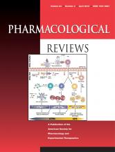 Pharmacological Reviews: 64 (2)