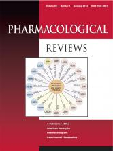 Pharmacological Reviews: 65 (1)