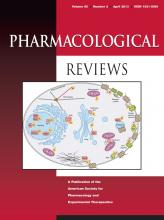Pharmacological Reviews: 65 (2)