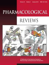 Pharmacological Reviews: 67 (1)