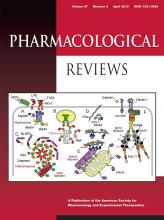 Pharmacological Reviews: 67 (2)