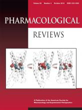 Pharmacological Reviews: 68 (4)