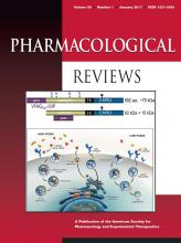 Pharmacological Reviews: 69 (1)