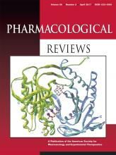 Pharmacological Reviews: 69 (2)