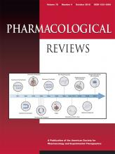 Pharmacological Reviews: 70 (4)
