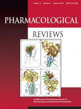 Pharmacological Reviews: 71 (4)