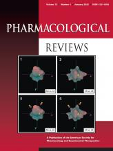 Pharmacological Reviews: 72 (1)