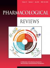 Pharmacological Reviews: 73 (3)
